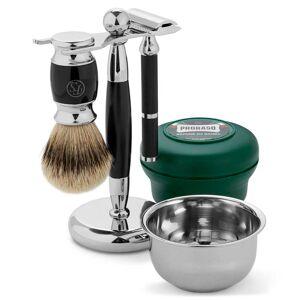 Trendhim Luksus Silvertip Barbersæt