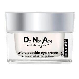 Brandt Dr. Brandt Do Not Age Triple Peptide Eye Cream (15ml)