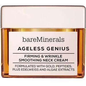 bareMinerals Ageless Genius Firming & Wrinkle Smoothing Neck Cream (50g)