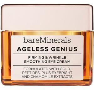 bareMinerals Ageless Genius Firming & Wrinkle Smoothing Eye Cream (15g)