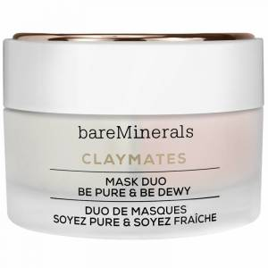 bareMinerals Claymates Be Pure & Be Dewy (58g)