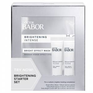 Babor Doctor Babor Brightening Try Me Set
