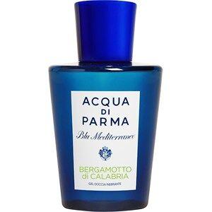 Acqua di Parma Unisex-tuoksut Bergamotto di Calabria Blu Mediterraneo Shower Gel 200 ml