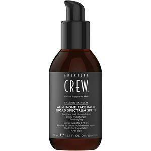 American Crew Hiustenhoito Shave All-In-One Face Balm Broad Spectrum SPF 15 170 ml