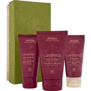 Aveda Body Kosteutus Lahjasetti Candrima Creme Cleansing Oil 125 ml + Candrima Body Polish 75 ml + Candrima Body Moisturizer 75 ml 1 Stk.