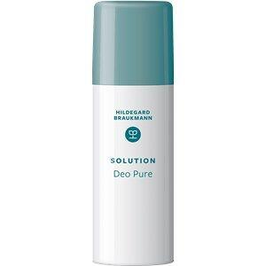 Hildegard Braukmann Hoito 24 h Solution Hypoallergen Deodorant Pure Roll-On 75 ml