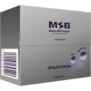 MSB Medical Spirit of Beauty Hoito Special care Dermaceuticum Lifting Eye Patches 6 Stk.