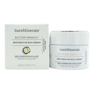 bareMinerals Butter Drench Restorative Rich Cream 50ml - For Dry Skin