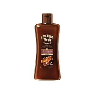 Hawaiian Tropic Tropical Tanning Oil Spf 4 Rich 200 ml