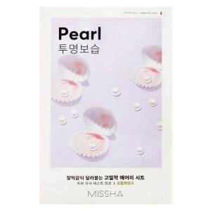 Missha Airy Fit Sheet Mask Pearl 19g