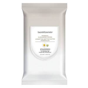 bareMinerals Mineral Cleansing Wipes 46pcs