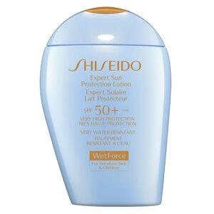 Shiseido Sun Protection Lotion Sensitive Skin SPF50 100ml