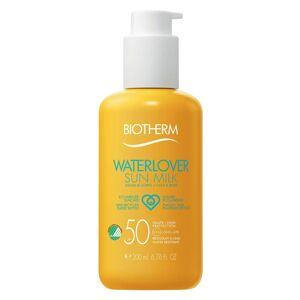 Biotherm Waterlover Sun Milk SPF50 200ml
