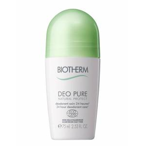 Biotherm Deo Pure Ecocert Roll On 75 Ml Deodorant Roll-on Nude Biotherm