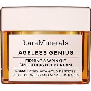 bareMinerals Ageless Genius Firming & Wrinkle Smoothing Neck Cream, 50 g bareMinerals Allround