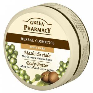 Green Pharmacy Sheasmør & grønn kaffe Body Butter 200 ml Kroppskrem