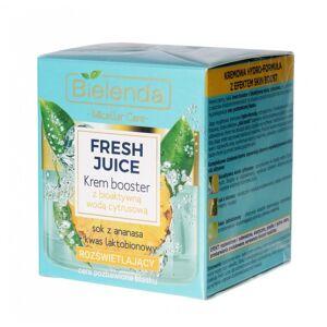 Bielenda Fresh Juice Brightening Face Cream Booster 50 ml Ansiktskrem