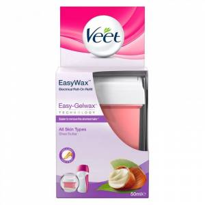 Veet Easy Wax Electrical Roll On Refill 50 ml Hårfjerning