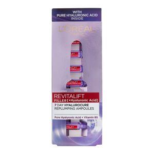 L'Oreal Revitalift Hyaluron Filler Ampoules 7 x 1 ml Anti-aging