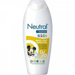 Neutral Kids Bad & Dusch 250 ml