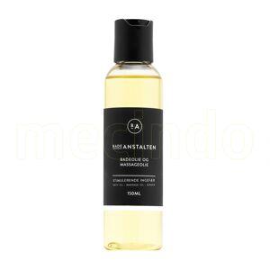 Badeanstalten Bade- Og Massasjeolje Stimulerende Ingefær - 150 ml