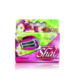 Dorco Shai - 4 ekstra barberblader