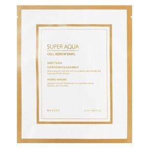 Missha Super Aqua Cell Renew Snail Hydro Gel Mask 28g