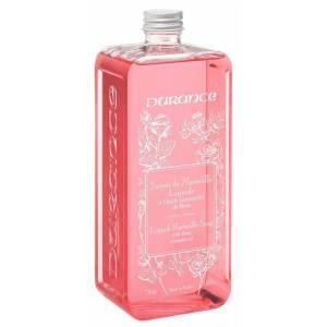 Durance Liquid Marseille Soap With Rose Refill 750ml