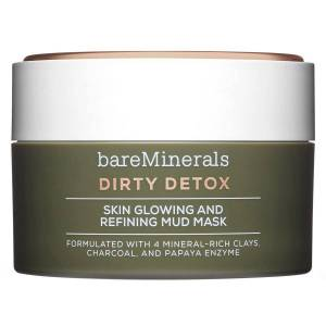 BareMinerals Dirty Detox Skin Glowing And Refining Mud Mask 58g