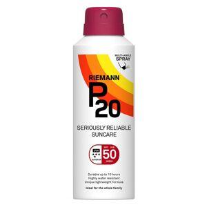 Riemann P20 Continous Spray SPF 50 150ml (Aerosol Spray)