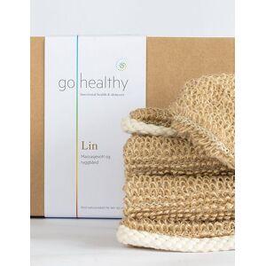 Go Healthy as GoHealthy Lin, sett massasjevott og ryggbånd