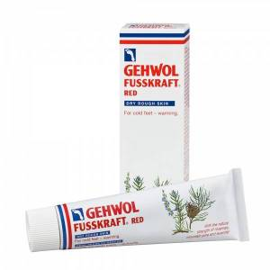 Gehwol Fusskraft Red 75ml