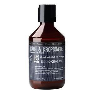 Med24 Ecooking Men hår- og kroppsvask - 250 ml.