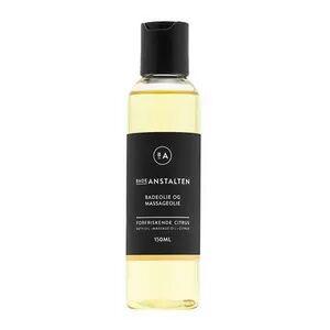 Badeanstalten Bade- og massasjeolje Sitrus fra Badeanstalten – 150 ml