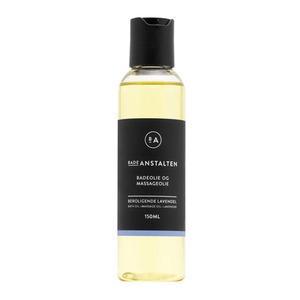 Badeanstalten Bade- og massasjeolje Lavendel fra Badeanstalten – 150 ml