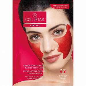 Collistar Ultra Lifting Patches - Cheeks Eyes Lips,  Collistar Ansiktsmaske