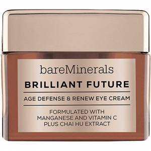 bareMinerals Kjøp  bareMinerals Brilliant Future Age Defense and Renew Eye Cream,  15g bareMinerals Øyenkrem  Fri frakt