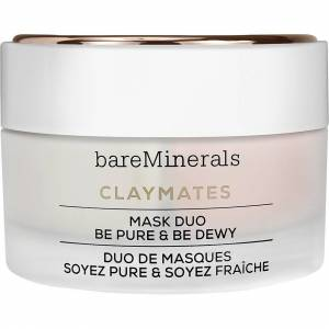 bareMinerals ClayMates Be Pure & Be Dewy, Be Pure & Be Dewy 58 g bareMinerals Ansiktsmaske
