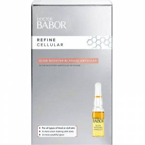Babor Refine Cellular Glow Booster Bi-Phase Ampoules 7 X 1ml