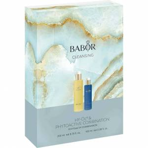 Babor Cleansing Hy-Öl & Combination 300ml Set
