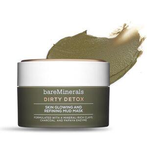 BareMinerals Dirty Detox Skin Glowing And Refining Mud Mask 58ml