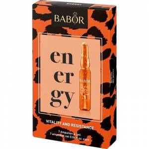 Babor Ampoule Concentrates - Vitality And Resistance X7