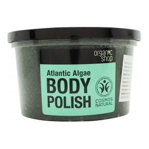 Organic Shop Atlantic Algae & Sea Salt Body Polish 250ml