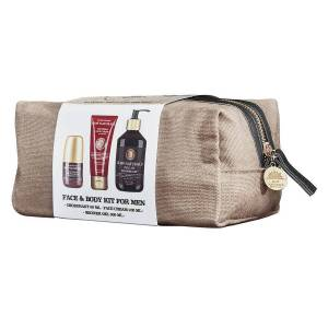 Raw Naturals Toiletry Bag Canvas with Bestsellers