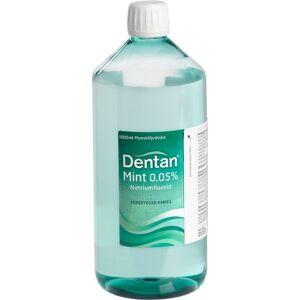 Dentan Mint munskölj 0,05%, 1000ml