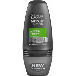 Dove Men care roll-on extra fresh 50 ml
