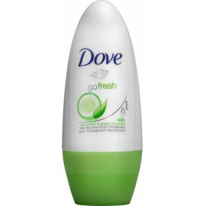 Dove Roll-on fresh touch cucumber 50 ml
