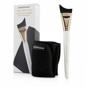 BareMinerals Mask Essentials - Smoothing borste och borttagning duk...