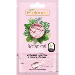 Bielenda Botanical Clays Vegan Face Mask Pink Clay 8 g Ansiktsmask