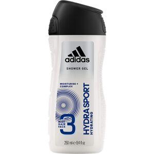Adidas 3 in 1 Hydra Sport Showergel 250 ml Dusch/bad